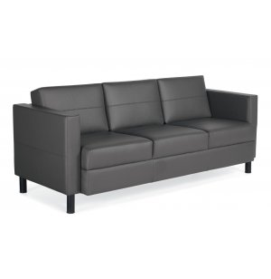 Antimicrobial Three-Seat Sofa
