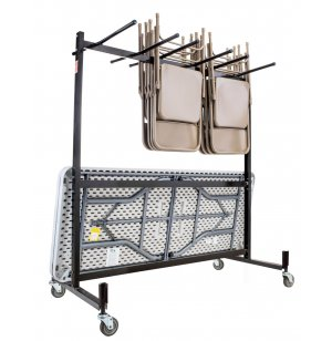 Heavy-Duty Table and Chair Caddy