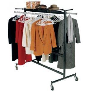 Heavy Duty Portable Coat Rack