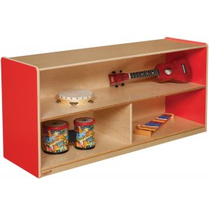 Healthy Kids Colors Single Storage Unit
