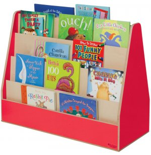 Healthy Kids Colors Double-Sided Book Display