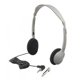 Personal Headsets with Leatherette Cushions