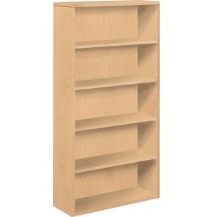 10500 5-Shelf Bookcase