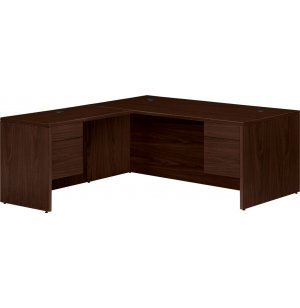 10500 Small Left L-Desk