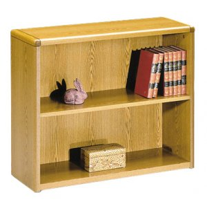 HON 1-Shelf Bookcase