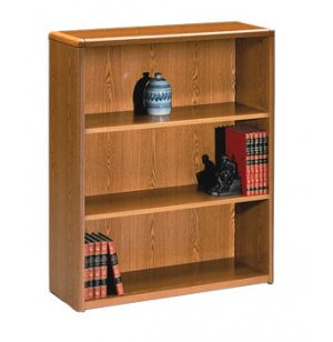 10700 Series 2-Shelf Bookcase