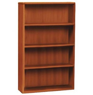 HON 3-Shelf Bookcase