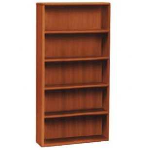 10700 Series 4-Shelf Bookcase