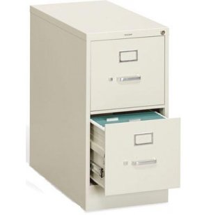 2 Drawer Letter Vertical File Cabinet