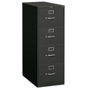 4 Drawer Legal Vertical File Cabinet
