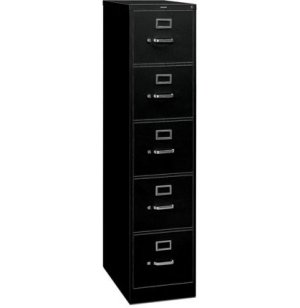 5 Drawer Legal Vertical File Cabinet