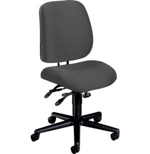 Mid Range Knee-Tilt Office Chair