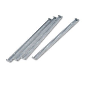 600 Series Front-to-Back Single Rail Racks (4-Pack)