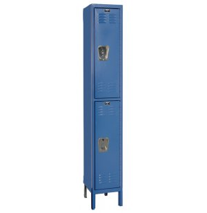 2-Tier Locker 1-Wide Assembled