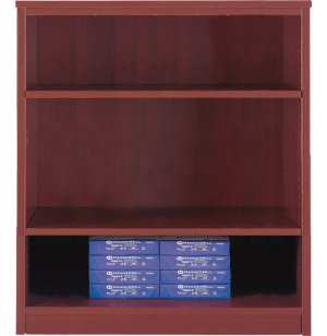 Hyperwork Two-Shelf Bookcase