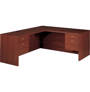 Hyperwork L-Shaped Office Desk w/Left Rtn.