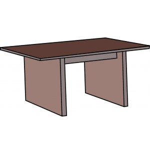 Hyperwork Rectangle Conference Table