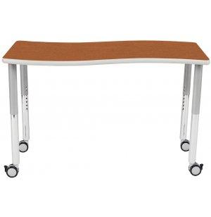 Chord Collaborative Classroom Table - Educational Edge