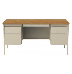 HL10000 Double Pedestal Desk