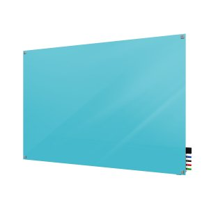 Harmony Glass Whiteboard - Square Corners