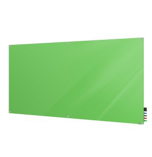 Harmony Magnetic Glass Whiteboard - Square Corners