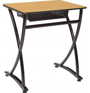 Illustrations V2 Open Front School Desk - Laminate