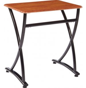 Illustrations V2 Classroom Desk - Hard Plastic Top