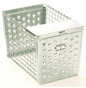 12W Basket with Pilfer Guard