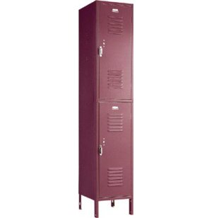Double Tier Locker-1 Wide