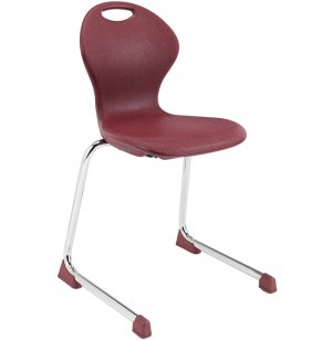Infuse Blow Molded Cantilever School Chair