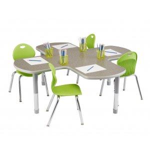 Inspiration Collaboration Table w/Educational Edge