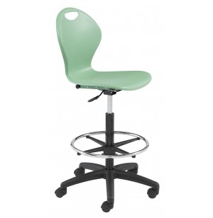 Inspiration Swivel Drafting Stool