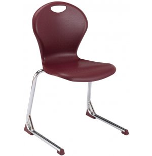 Inspiration XL Poly Cantilever Classroom Chair