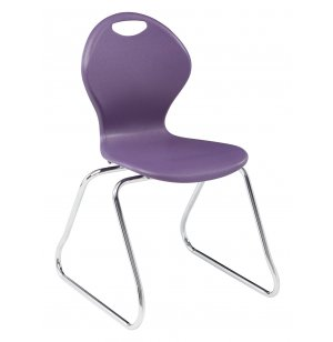 Inspiration Value Poly Sled Base Classroom Chair