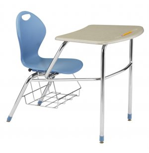 Inspiration Student Combo Desk - WoodStone Top
