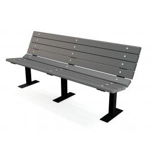 Resin Contour Bench
