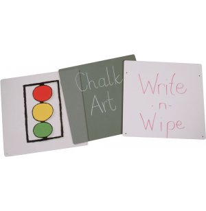 Whiteboard Panel for 2-Station Art Easel
