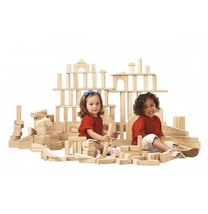 Young Time Wooden Building Blocks