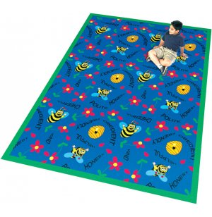 Bee Attitudes Carpet