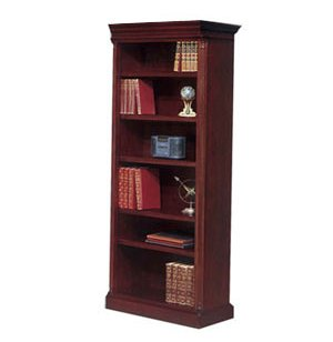 Keswick Bookcase with Right Side Molding