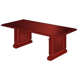 Keswick Rect. Conference Table