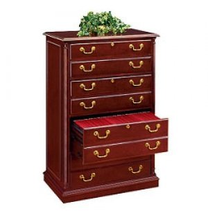 Keswick 4-Drawer Lateral File Cabinet