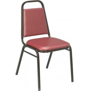 KFI Basic Padded Stacking Chair
