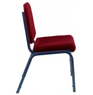 Upholstered Musician Chair