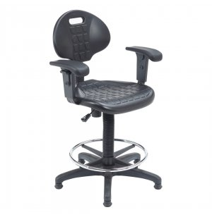 Kangaroo Drafting Chair with Arms