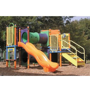 Playsystem 5281 Playground Set for Ages 2-12