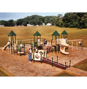 Playsystem 5753 Playground Set for Ages 5-12