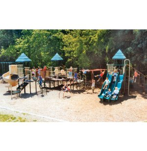 Playsystem 6010 Playground Set for Ages 5-12
