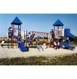 Playsystem 6084 Playground Set for Ages 5-12