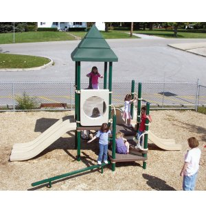 Playsystem 6600 Playground Set for Ages 2-5